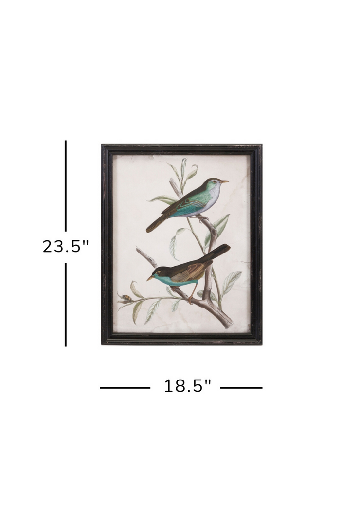 Maisly Bird Wall Decor