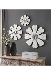 Loraine Wall Flowers - S/3