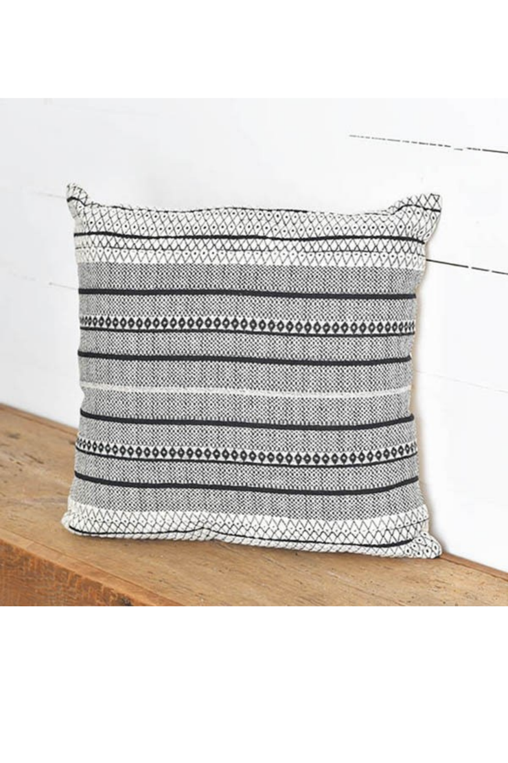 20 x 20 Jacquard Pillow