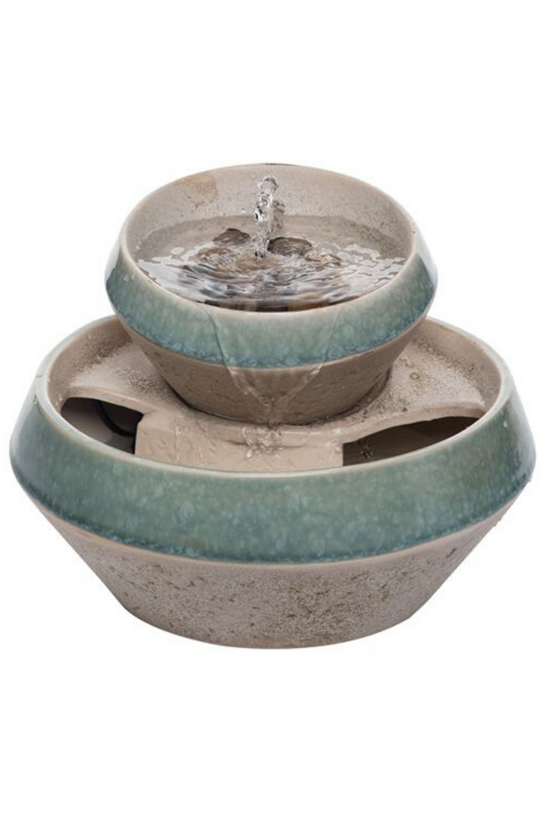 Two Tier Bowl Fountain