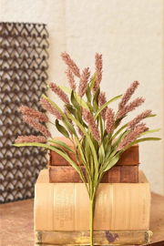 "21"" Wheatgrass bush - brown"