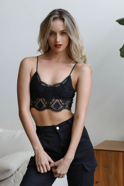 Cacee Lace Bralette