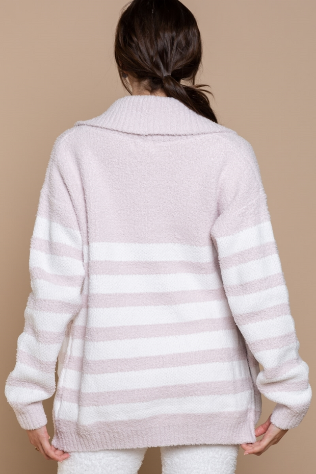 Glenna Striped Cardigan