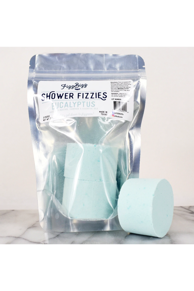 Shower Fizzies