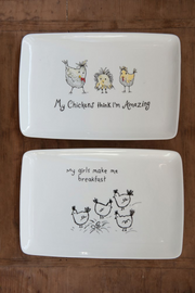 Chicken Platter - 2 Styles
