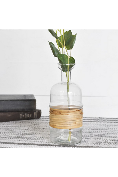 Bottle with Bamboo - Large