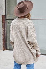 Tatum Relaxed Cardigan