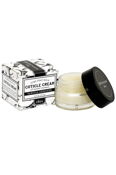 Pure Goat Milk Cuticle Cream