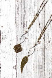 Mountain Midlength Necklace