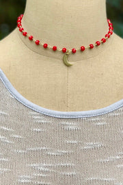 InspireDesigns Tailgate Choker Necklace