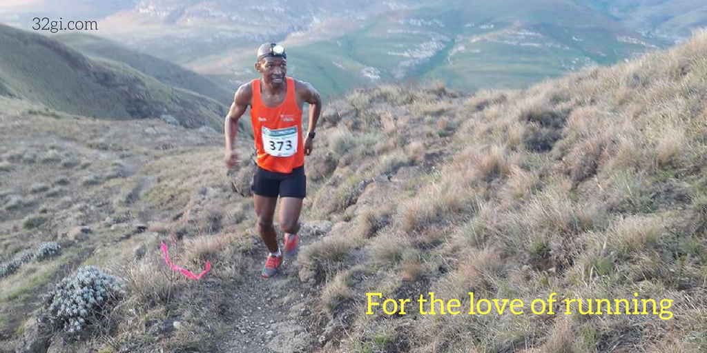 Fuelling a non-stop passion for running