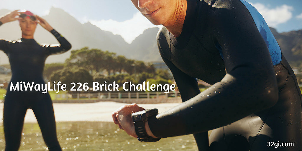Glen Gore on 226 Brick Challenge