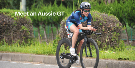 Meet inspirational triathlete Grace Thek
