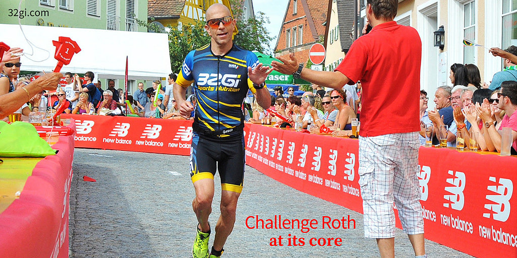 Challenge Roth through the eyes of a competitor