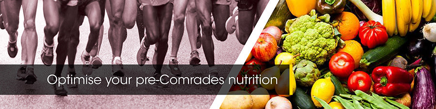 How to eat & drink in the week leading up to Comrades Marathon