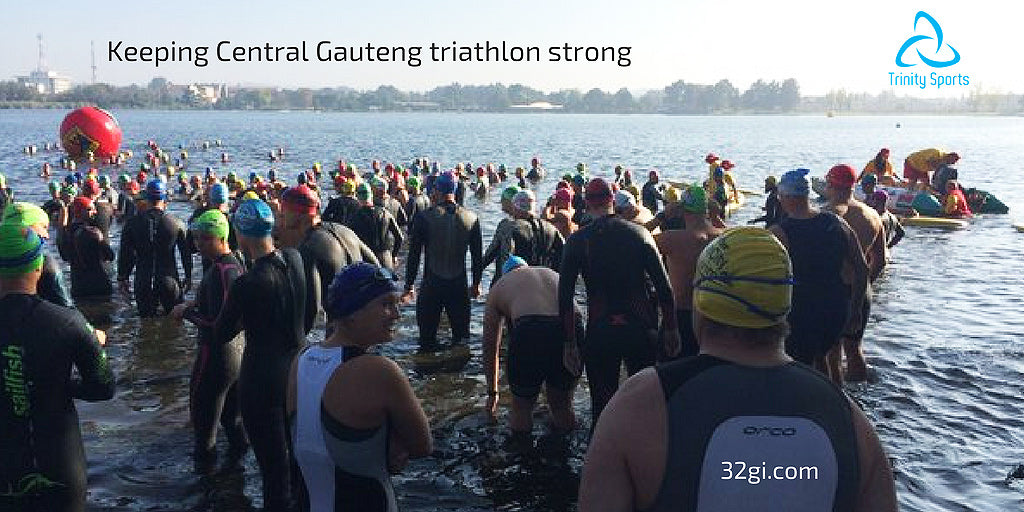 Trinity Sports – bringing you great triathlon events