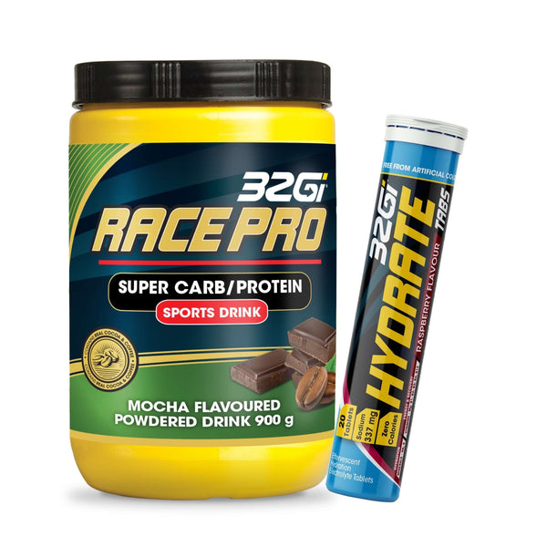 Race Pro Tub + Hydrate Free Offer