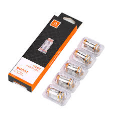 Aegis Boost  REPLACMENT COIL 5PACK