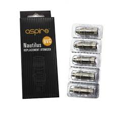 Aspire Nautilus 2 - BVC Replacement Coils - Pack of 5