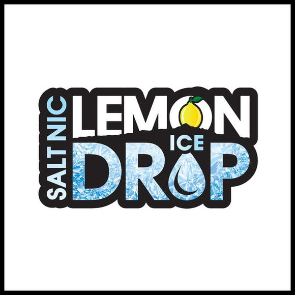 Lemon Drop Ice Salt (30ML)