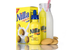 Nilla Vapor - Original - 60 ML
