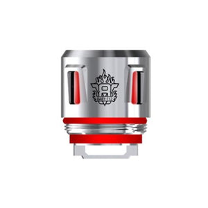 SMOK V8 Baby T12 Light Edition 0.15 Ohm Replacement Coils / Red Light