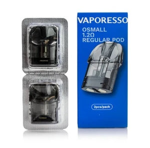 Vaporesso Osmall 1.2ohm Replacement Pod 2pk