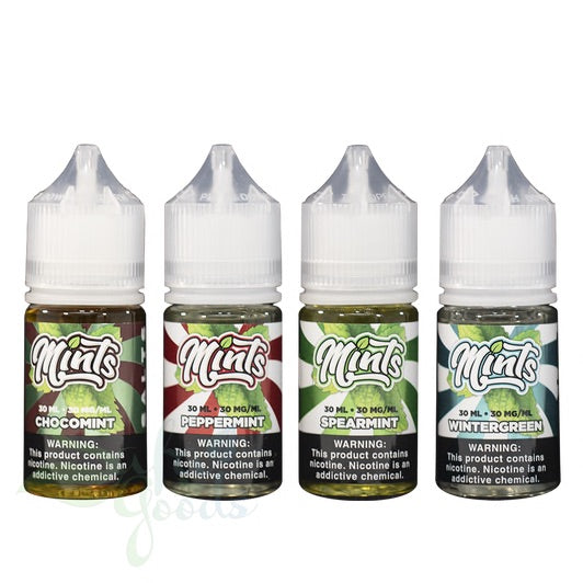 Mints Salt Nic - By Verdict Vapors