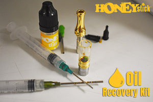 Honey Stick Oil Recovery Kit