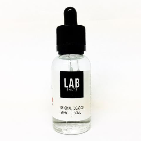 ORIGINAL TOBACCO BY LAB SALTS