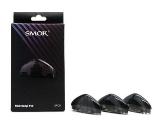 Smok - Rolo Badge Cartridge- black PACK OF 3