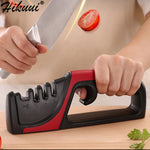 Knife Sharpener - Professional 4 Stage
