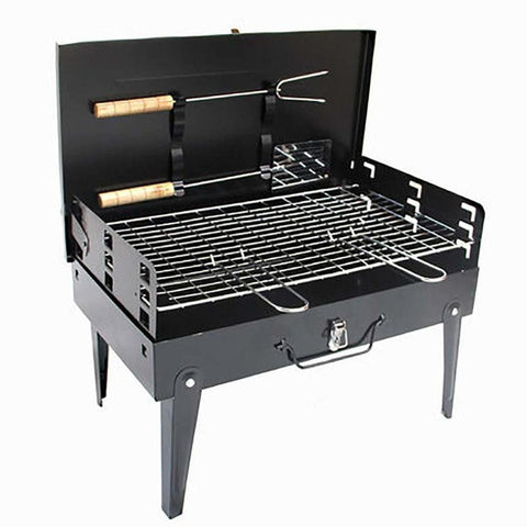Folding Outdoor Barbeque