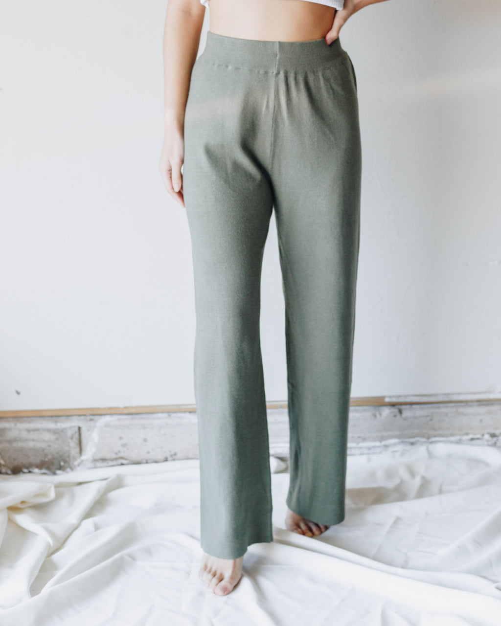 Luxe Knit Pants