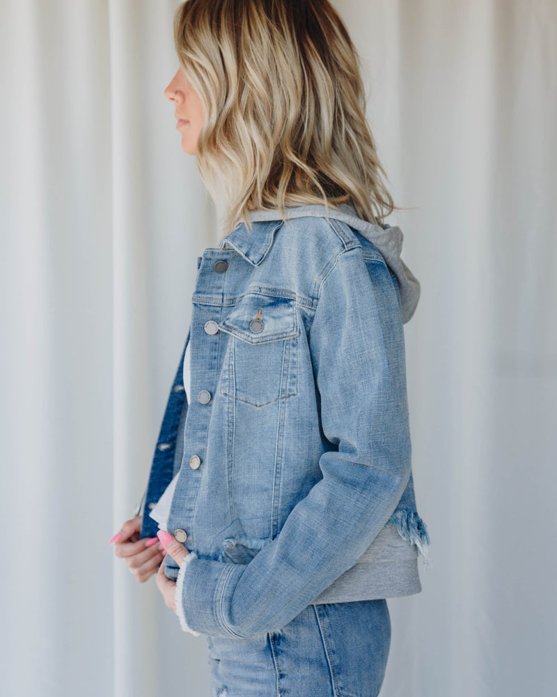 Hailee Denim Jacket