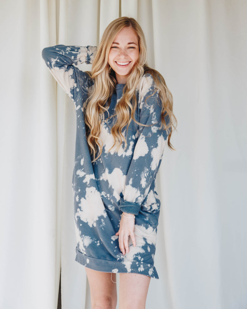 Abbot Kinney Sweatshirt Dress