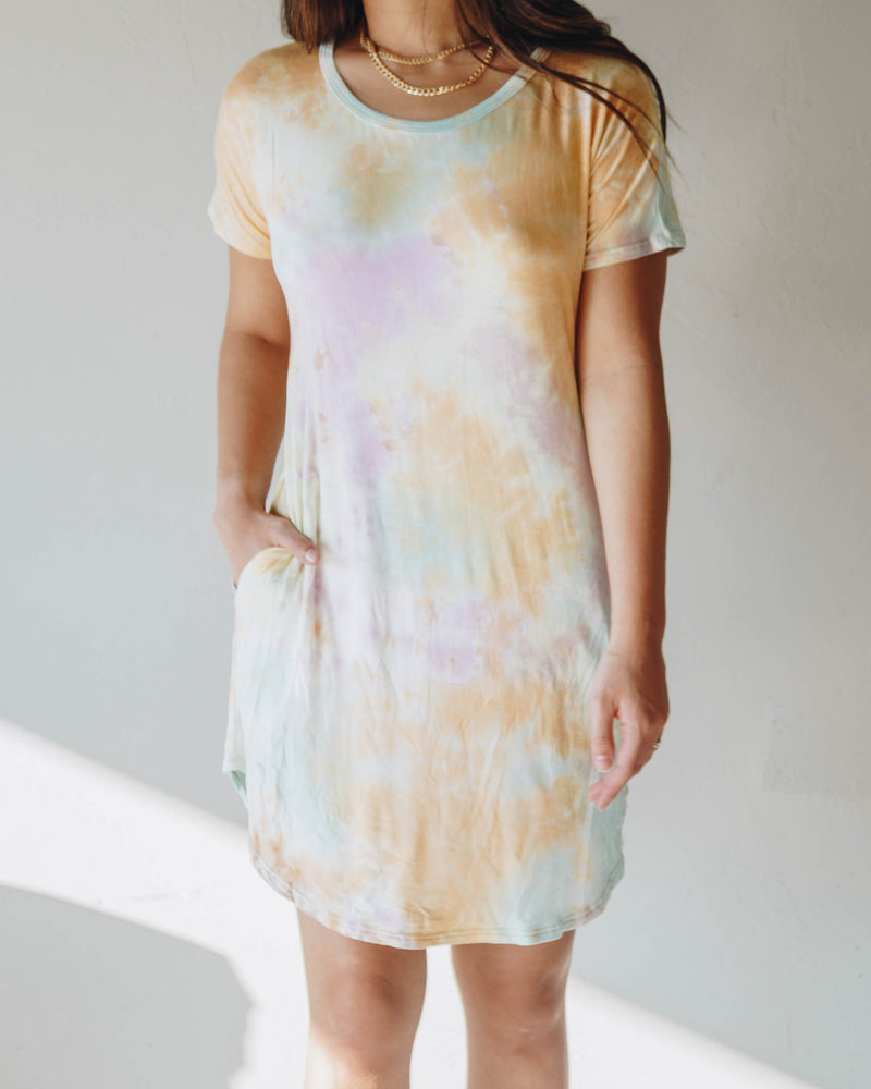 Travis T-Shirt Dress