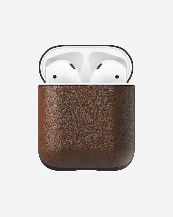 NOMAD Leather AirPod Case