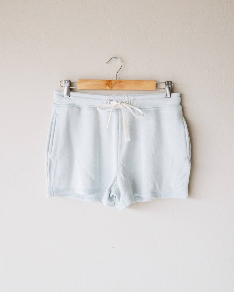 Cloud Shorts - Seafoam