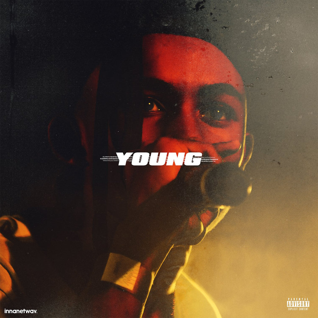 The Big Hash - Young (Album Cover)
