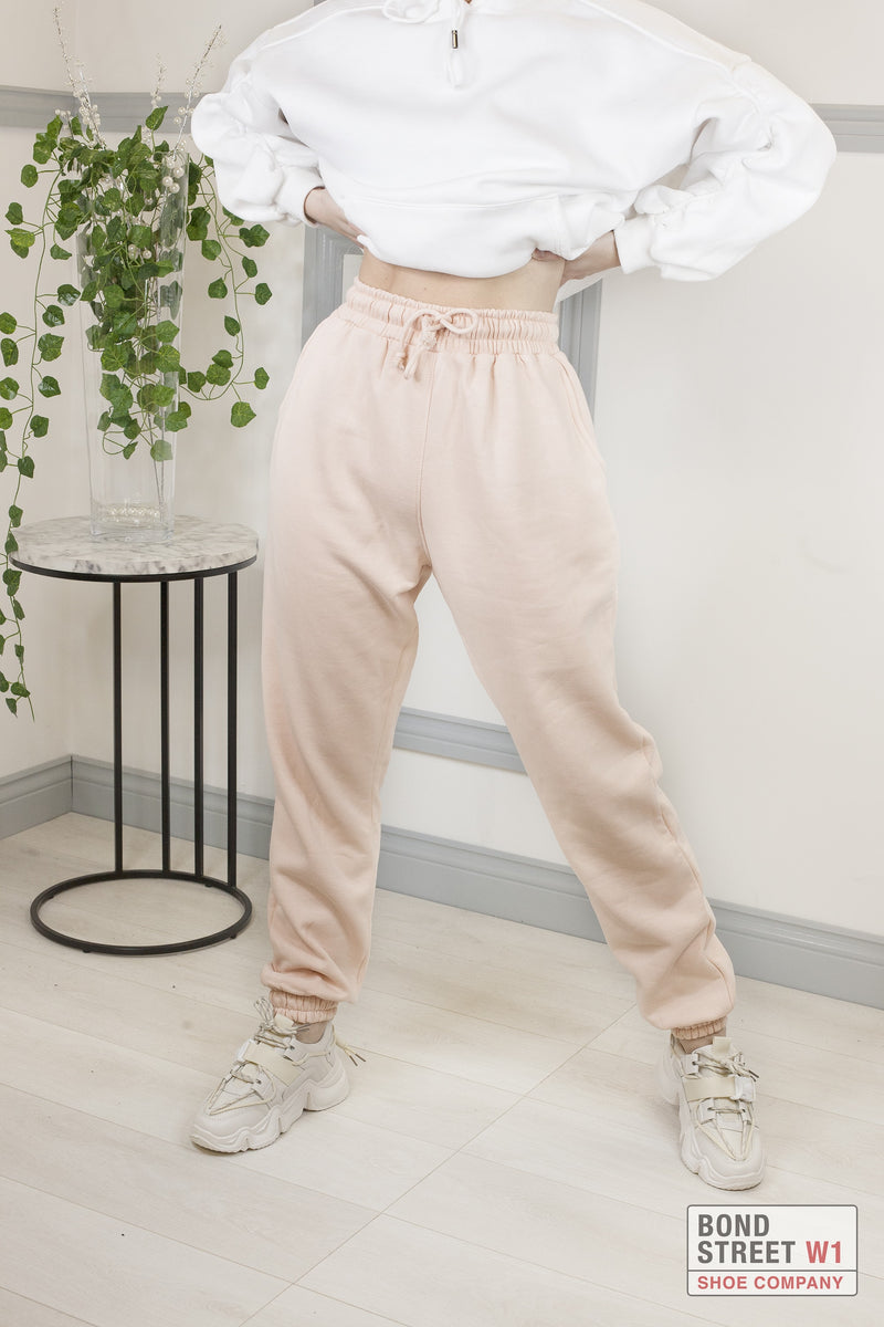 Baby Pink Sweatpants
