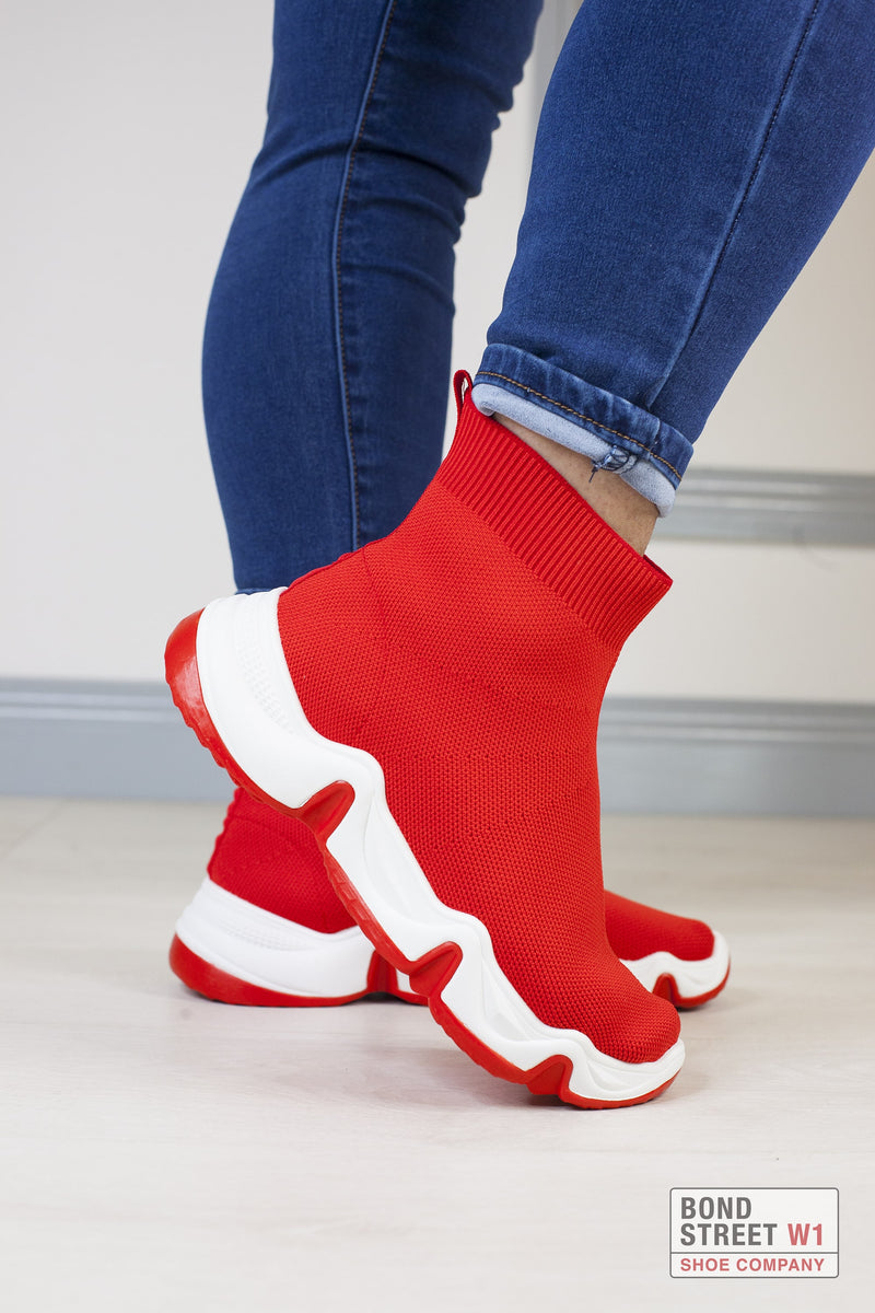 Red Sock Trainer