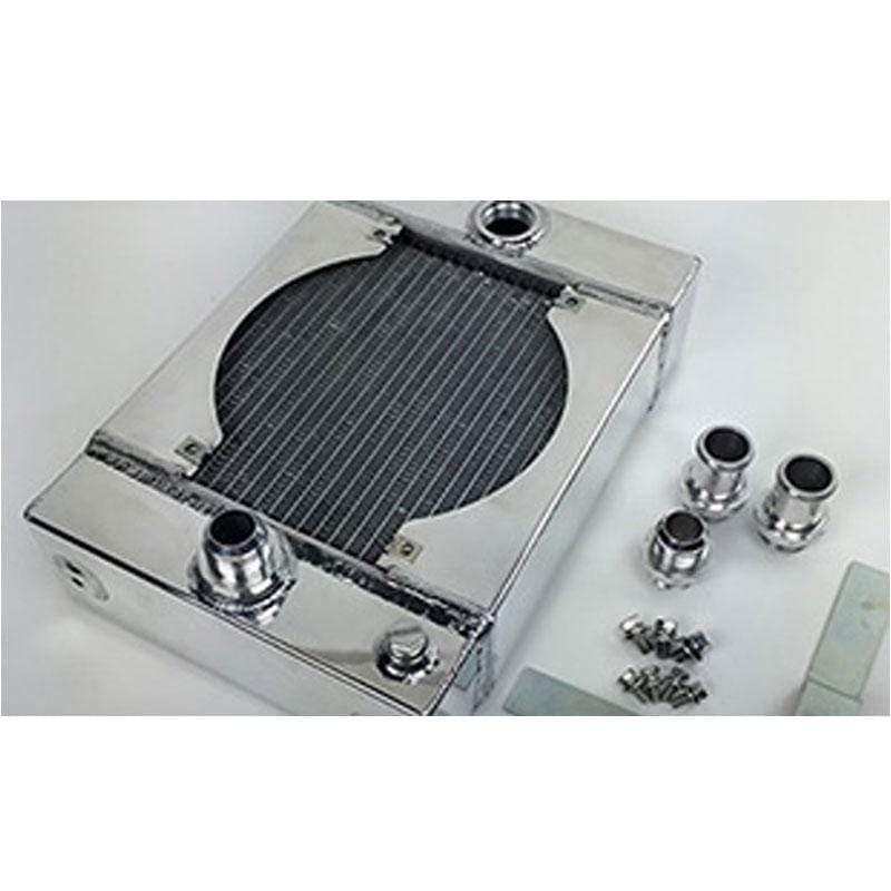 CSF PHYSICAL CSF 7065 Racing Alloy Radiator (Universal Drag Version)