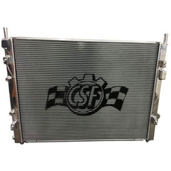 CSF PHYSICAL CSF 7073 Mustang GT Alloy Race Radiator