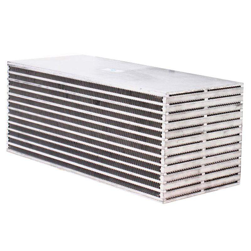 CSF PHYSICAL CSF 8085 WATER/AIR Bar&plate intercooler core  - 12L x 6H x 6W
