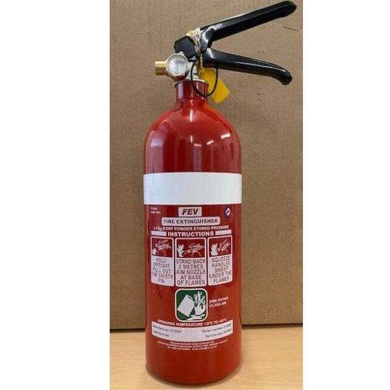 FEV PHYSICAL FEV DPM2000HH-AS (AUSTRALIA STANDARD) 2.0KG Monnex Dry Powder Handheld Extinguisher