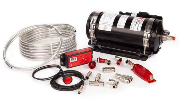 FEV PHYSICAL FEV N-TEC4100R ADS Fire Extinguisher Kit - FIA Approved