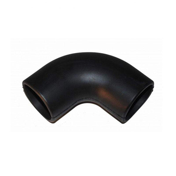 "FUEL SAFE PHYSICAL Fuel Safe - Nitrile Rubber Elbow 2 1/4"" - 90 Degree"