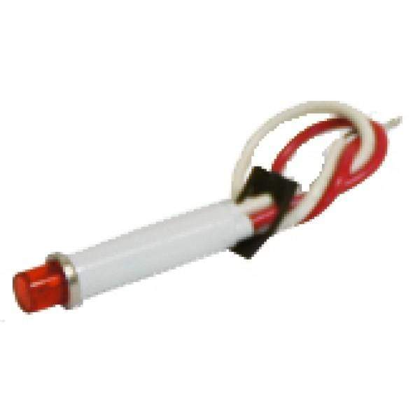 "FUEL SAFE PHYSICAL Fuelsafe Low level float switch LED ""Red"" indicator"