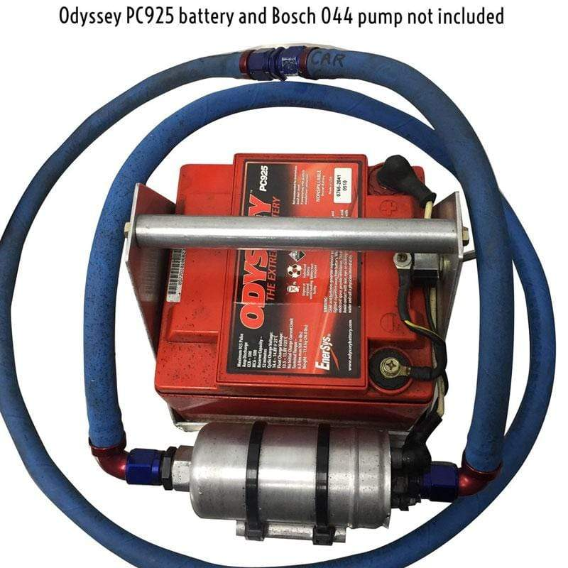 G1Race PHYSICAL G1 Jump Battery/Fuel Pump Out Box.